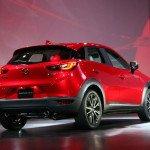 2017 Mazda CX-3 Exhaust