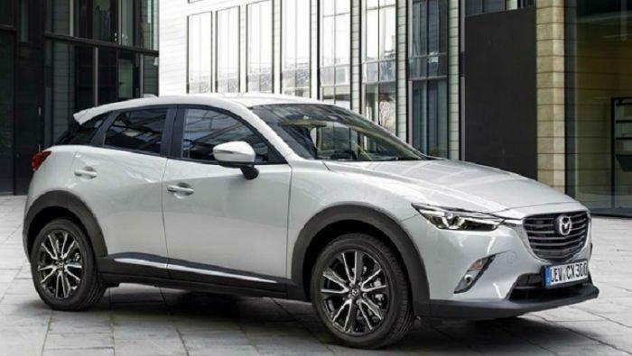 2017 Mazda CX-3 MPS