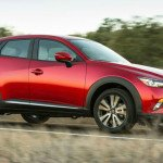 2017 Mazda CX-3 Manual Transmission