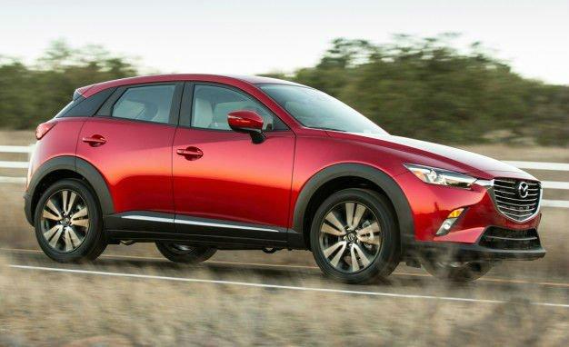 2017 Mazda CX-3 Manual Transmission