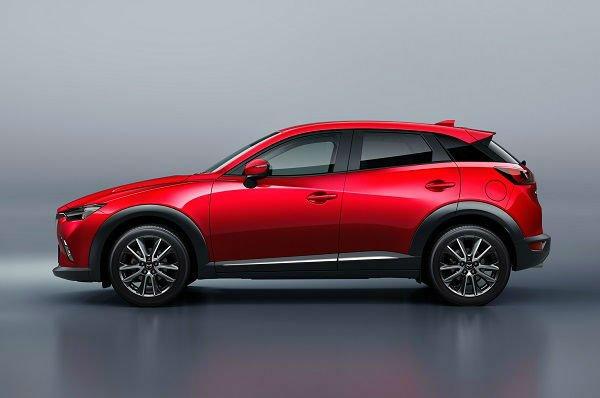 2017 Mazda CX-3 Model