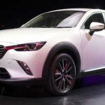 2017 Mazda CX-3 Release