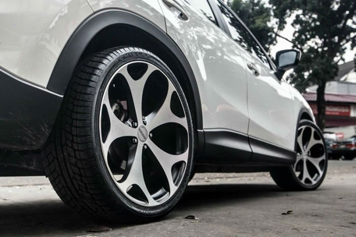 2017 Mazda CX-3 Wheels