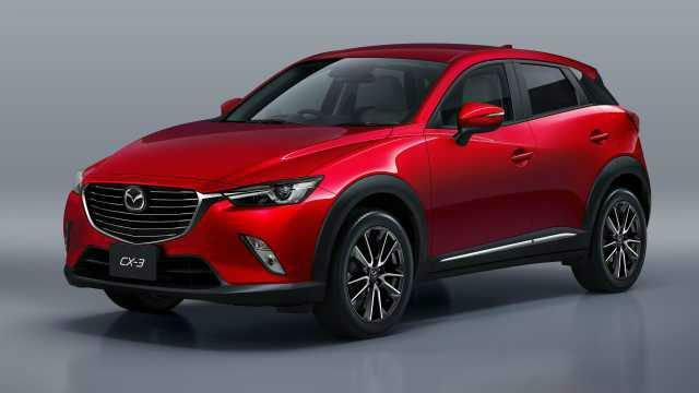 2017 Mazda CX-5 Release