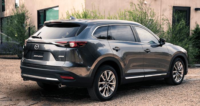 2017 Mazda CX-5 Turbo