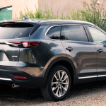 2017 Mazda CX-7 Black (Color)