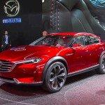 2017 Mazda CX-7 Concept