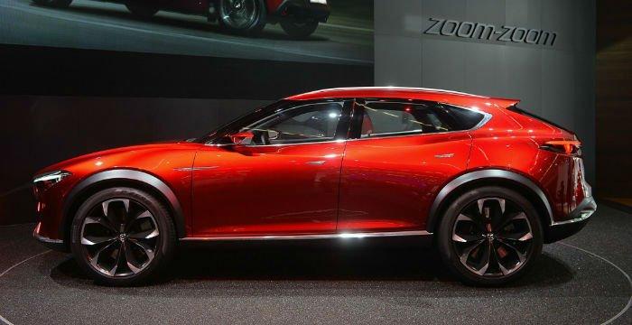 2017 Mazda CX-7 Model