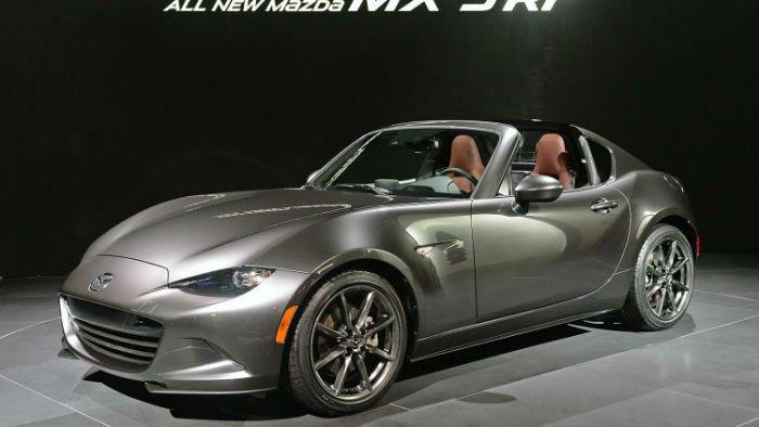 2017 Mazda MX-5 Miata Redesign