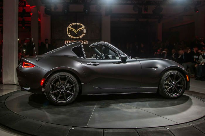 2017 Mazda Miata Colors