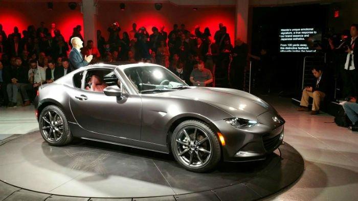 2017 Mazda Miata Hardtop Convertible