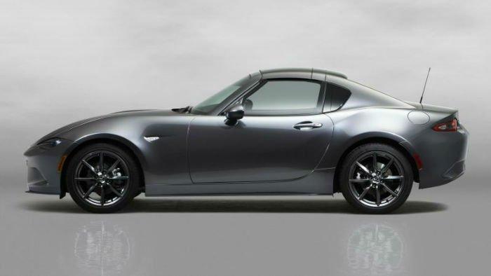 2017 Mazda Miata Hardtop