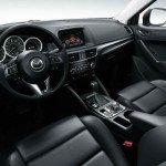2017 Mazda RX9 Interior