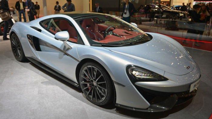 2017 McLaren 570GT Model