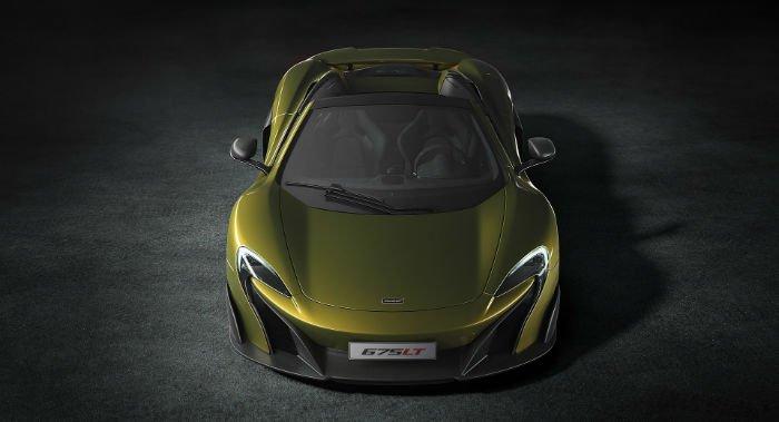 2017 McLaren 675LT Facelift