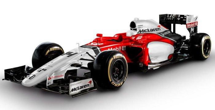 2017 McLaren F1 Model