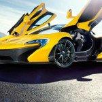 2017 McLaren P1 Doors