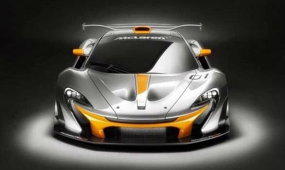 2017 McLaren P1 LM Facelift