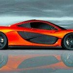 2017 McLaren P1 LM Rumor Exterior
