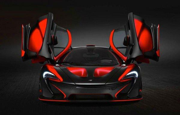 2017 McLaren P1 LM Rumor Facelift