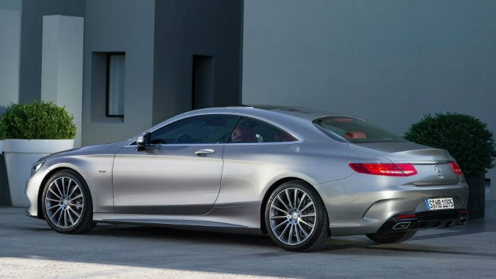 2017 Mercedes-Benz C-Class Coupe Model