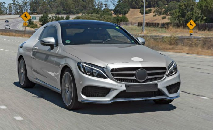 2017 Mercedes-Benz C-Class Coupe Release