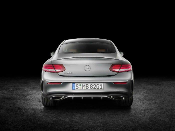 2017 Mercedes-Benz C-Class Exhaust