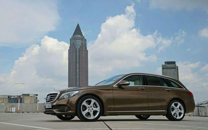 2017 Mercedes-Benz C-Class Release