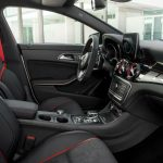 2017 Mercedes-Benz CLA 250 Interior