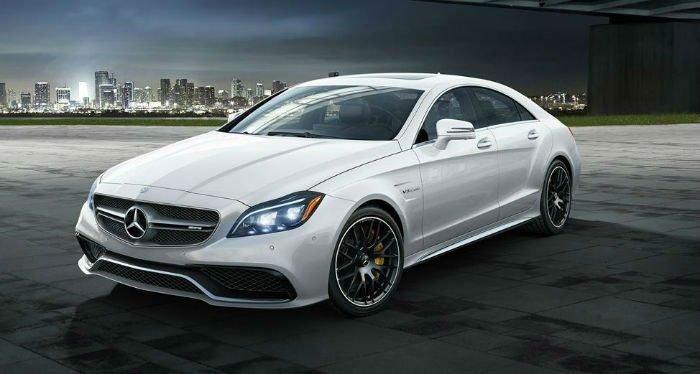 Image gallery 2017 mercedes cls550 for Mercedes benz 550 cls
