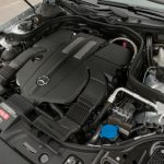 2017 Mercedes-Benz CLS Engine
