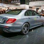 2017 Mercedes-Benz CLS Exterior
