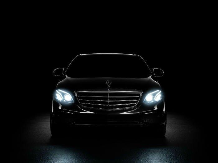 2017 Mercedes-Benz E-Class Conept