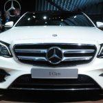 2017 Mercedes-Benz E-Class Facelift