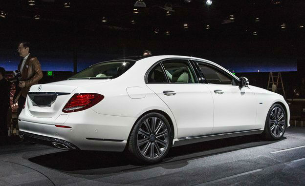 2017 Mercedes-Benz E-Class Sedan