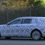 2017 Mercedes-Benz E-Class Wagon Spy Photos