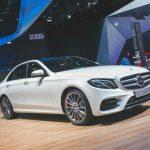 2017 Mercedes-Benz E-Class White