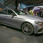 2017 Mercedes-Benz E350 Coupe