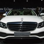 2017 Mercedes-Benz E350 Facelift