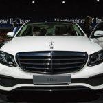 2017 Mercedes-Benz E350 Facelift