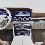 2017 Mercedes-Benz E350 Interior