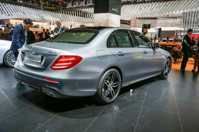 2017 Mercedes-Benz E350 Model