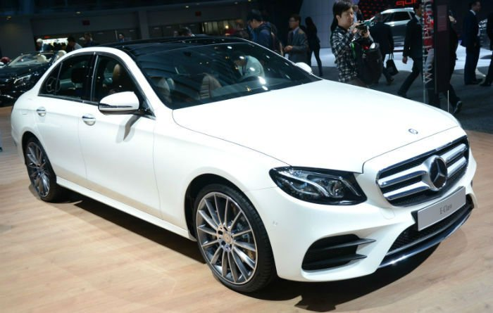 2017 Mercedes-Benz E350 Wagon