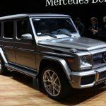 2017 Mercedes-Benz G-Class Conept