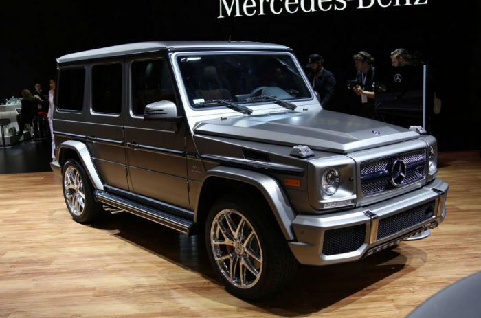 2017 mercedes benz g class conept. Black Bedroom Furniture Sets. Home Design Ideas