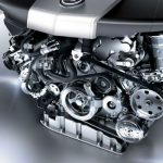 2017 Mercedes-Benz G-Class Engine