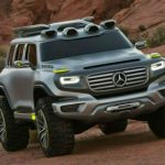 2017 Mercedes-Benz G-Class Lifted