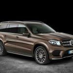 2017 Mercedes-Benz GLS Model