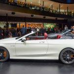 2017 Mercedes-Benz S-Class Cabriolet Exterior