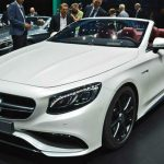 2017 Mercedes-Benz S-Class Convertible